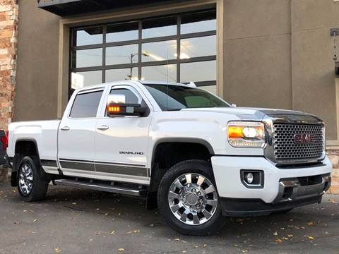 2016 GMC Sierra 2500HD for sale in Salt Lake City, UT