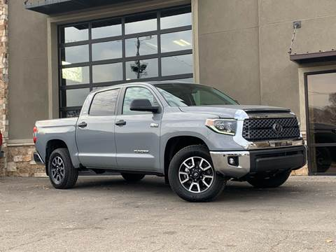 2020 Toyota Tundra for sale in Salt Lake City, UT