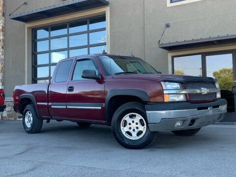 2003 Chevrolet Silverado 1500 for sale at Unlimited Auto Sales in Salt Lake City UT