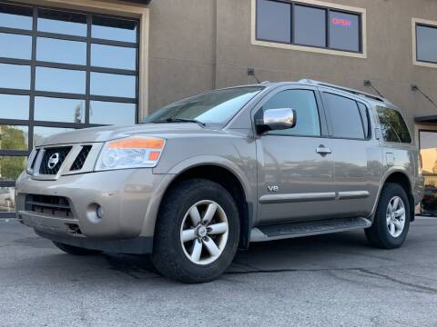 2009 Nissan Armada for sale at Unlimited Auto Sales in Salt Lake City UT