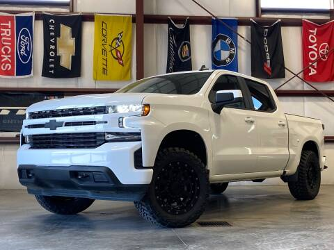 2020 Chevrolet Silverado 1500 for sale at Unlimited Auto Sales in Salt Lake City UT