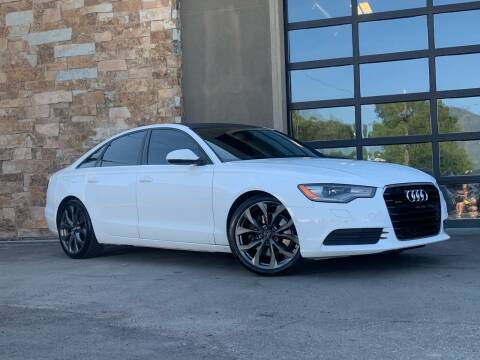 2014 Audi A6 for sale at Unlimited Auto Sales in Salt Lake City UT