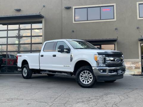 2017 Ford F-350 Super Duty for sale at Unlimited Auto Sales in Salt Lake City UT