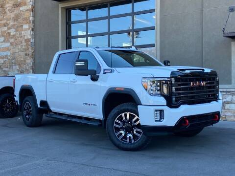 2020 GMC Sierra 2500HD for sale at Unlimited Auto Sales in Salt Lake City UT