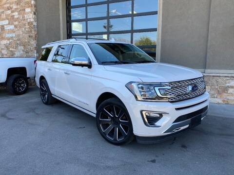 2018 Ford Expedition MAX for sale at Unlimited Auto Sales in Salt Lake City UT