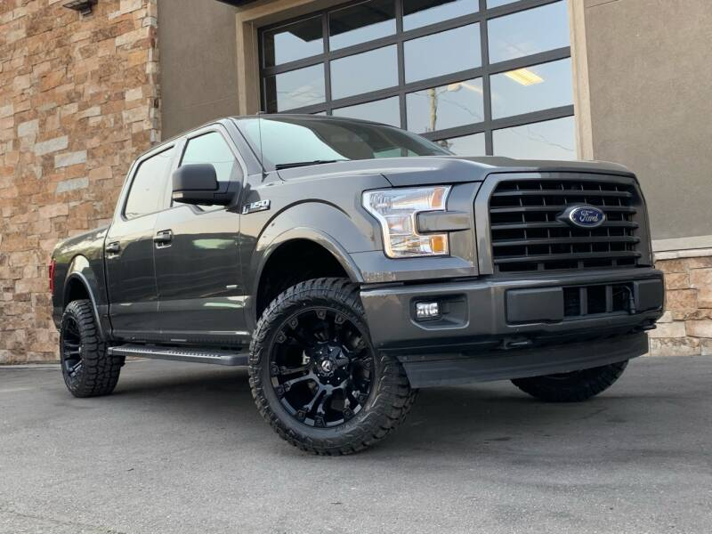 2017 Ford F-150 for sale at Unlimited Auto Sales in Salt Lake City UT