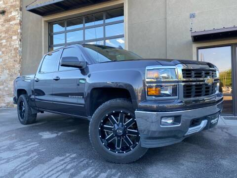 2015 Chevrolet Silverado 1500 for sale at Unlimited Auto Sales in Salt Lake City UT