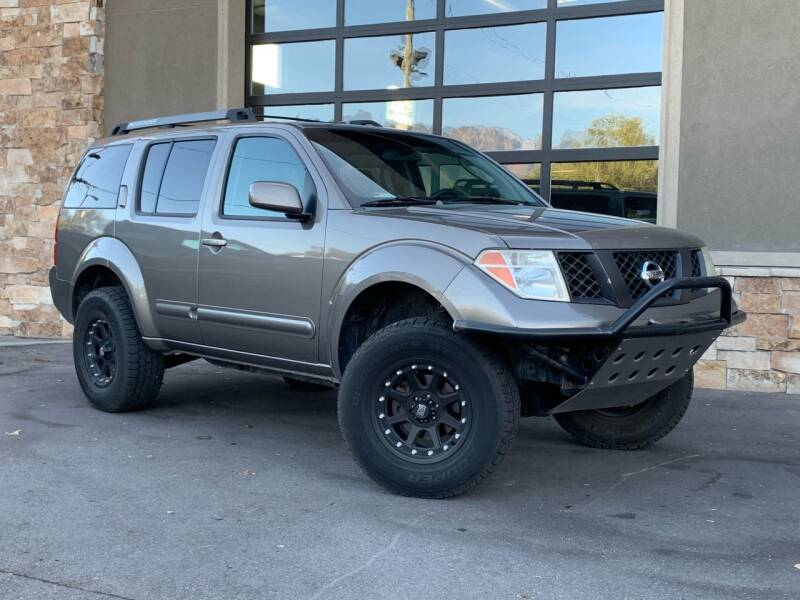 2005 Nissan Pathfinder for sale at Unlimited Auto Sales in Salt Lake City UT