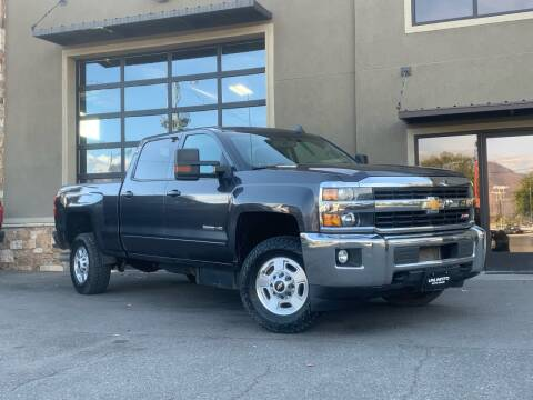 2016 Chevrolet Silverado 2500HD for sale at Unlimited Auto Sales in Salt Lake City UT