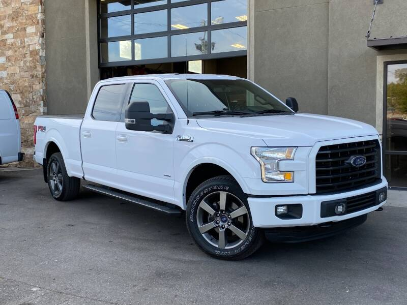 2015 Ford F-150 for sale at Unlimited Auto Sales in Salt Lake City UT