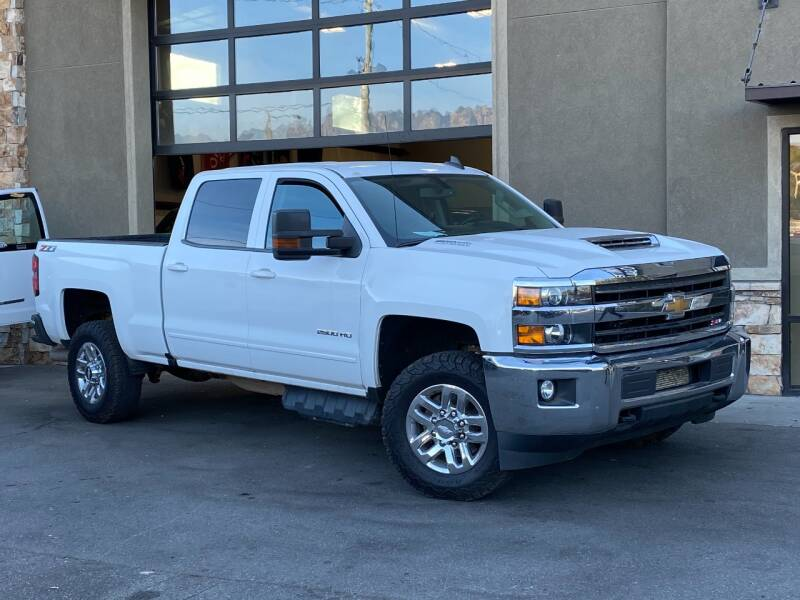 2018 Chevrolet Silverado 2500HD for sale at Unlimited Auto Sales in Salt Lake City UT