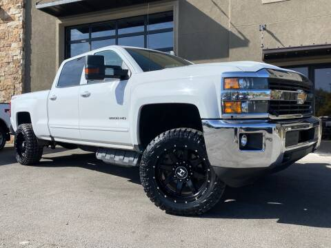 2017 Chevrolet Silverado 2500HD for sale at Unlimited Auto Sales in Salt Lake City UT