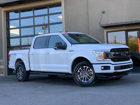 2020 Ford F-150 for sale at Unlimited Auto Sales in Salt Lake City UT