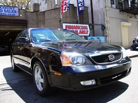 2006 Suzuki Verona for sale at Discount Auto Sales in Passaic NJ