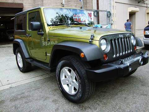 2010 Jeep Wrangler for sale at Discount Auto Sales in Passaic NJ