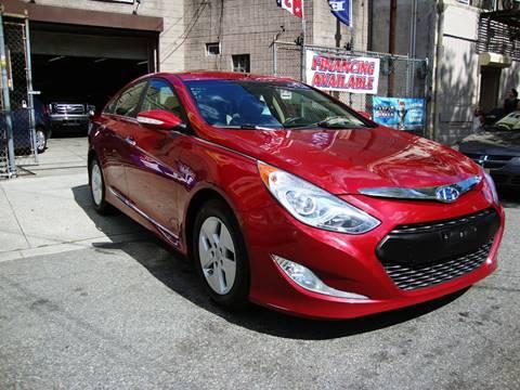 2011 Hyundai Sonata Hybrid for sale at Discount Auto Sales in Passaic NJ
