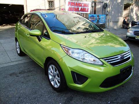 2012 Ford Fiesta for sale at Discount Auto Sales in Passaic NJ