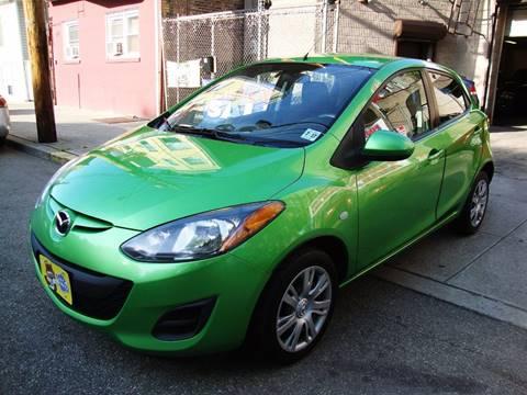 2012 Mazda MAZDA2 for sale at Discount Auto Sales in Passaic NJ