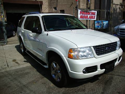 2004 Ford Explorer for sale at Discount Auto Sales in Passaic NJ