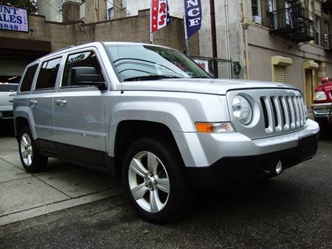 2011 Jeep Patriot for sale at Discount Auto Sales in Passaic NJ