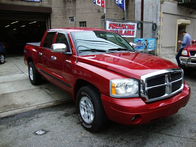 2006 Dodge Dakota Slt In Passaic Nj Discount Auto Sales