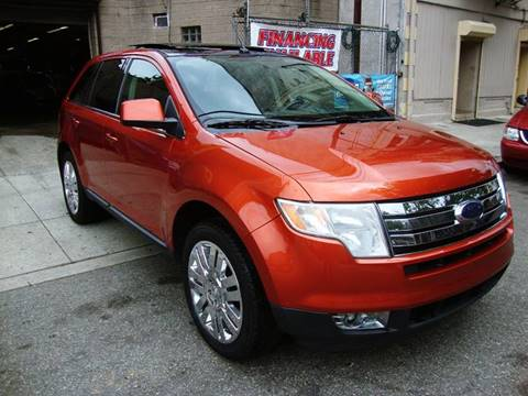 2008 Ford Edge for sale at Discount Auto Sales in Passaic NJ