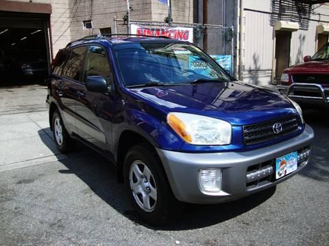 2003 Toyota RAV4 for sale at Discount Auto Sales in Passaic NJ