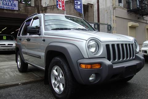 2004 Jeep Liberty for sale at Discount Auto Sales in Passaic NJ
