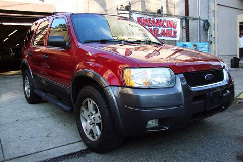 2003 Ford Escape for sale at Discount Auto Sales in Passaic NJ