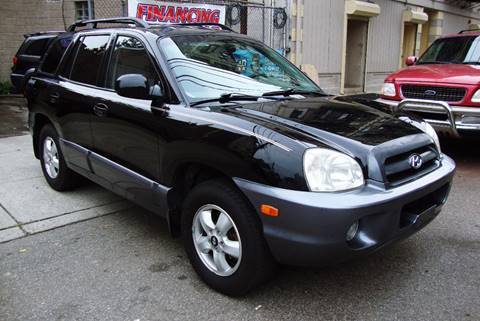 2006 Hyundai Santa Fe for sale at Discount Auto Sales in Passaic NJ
