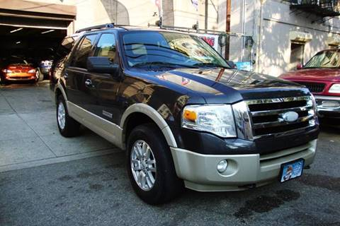 2007 Ford Expedition for sale at Discount Auto Sales in Passaic NJ