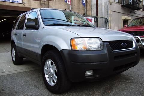 2004 Ford Escape for sale in Passaic, NJ