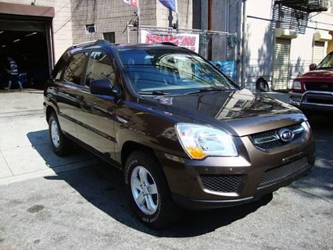 2009 Kia Sportage for sale at Discount Auto Sales in Passaic NJ