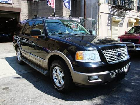 2003 Ford Expedition for sale at Discount Auto Sales in Passaic NJ