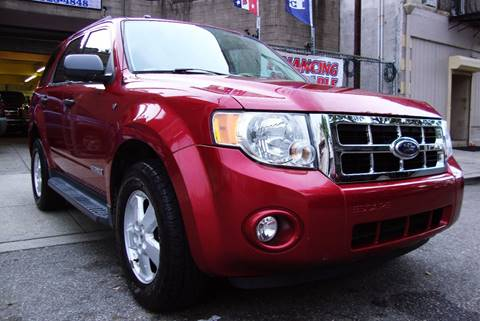 2008 Ford Escape for sale in Passaic, NJ