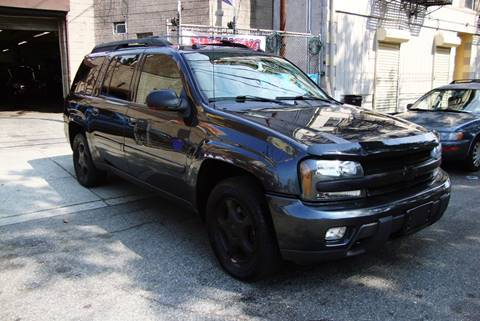 2005 Chevrolet TrailBlazer EXT for sale at Discount Auto Sales in Passaic NJ