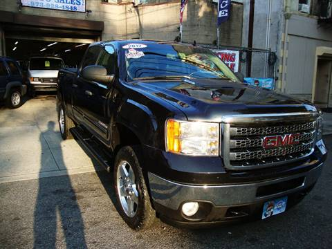 2012 GMC Sierra 2500HD for sale at Discount Auto Sales in Passaic NJ