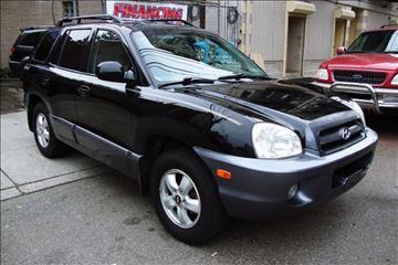 2006 Hyundai Santa Fe for sale in Passaic, NJ
