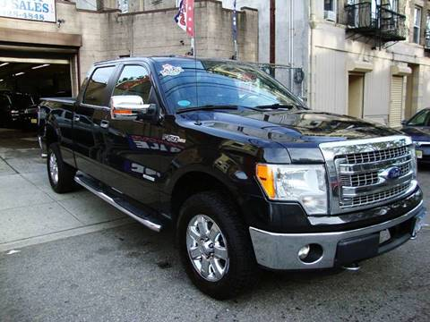2013 Ford F-150 for sale at Discount Auto Sales in Passaic NJ