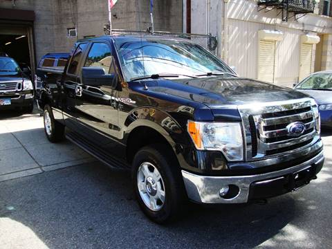 2012 Ford F-150 for sale at Discount Auto Sales in Passaic NJ