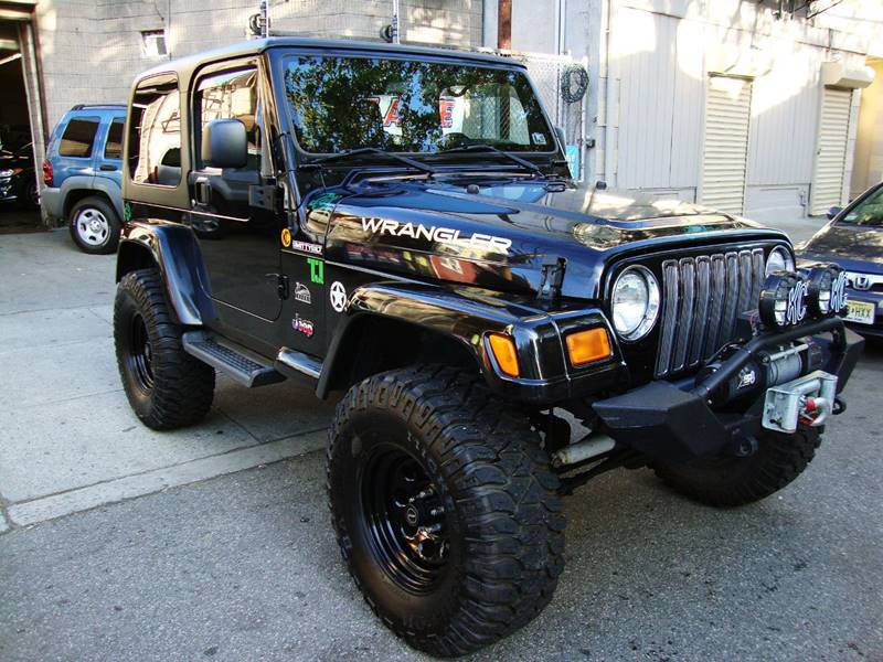 2004 jeep wrangler sahara in passaic nj discount auto sales. Black Bedroom Furniture Sets. Home Design Ideas