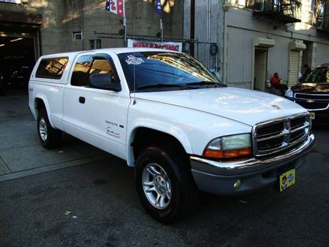 2002 Dodge Dakota for sale at Discount Auto Sales in Passaic NJ