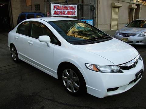 2010 Honda Civic for sale at Discount Auto Sales in Passaic NJ