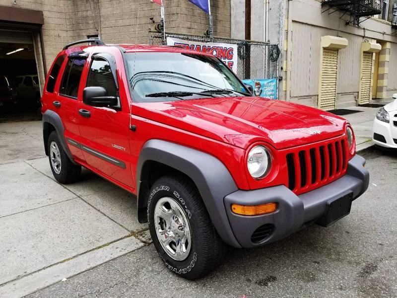 2004 Jeep Liberty Sport In Passaic Nj Discount Auto Sales