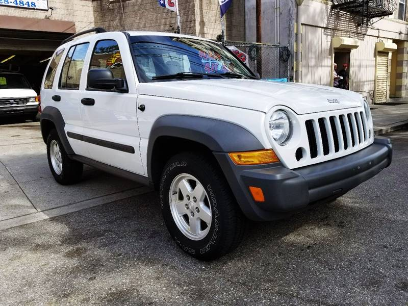 Liberty Auto Sales >> 2007 Jeep Liberty Sport In Passaic, NJ - Discount Auto Sales