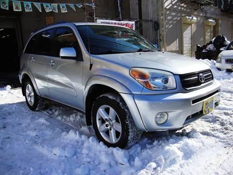 2005 Toyota RAV4 for sale at Discount Auto Sales in Passaic NJ
