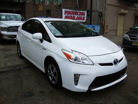 2012 Toyota Prius for sale at Discount Auto Sales in Passaic NJ