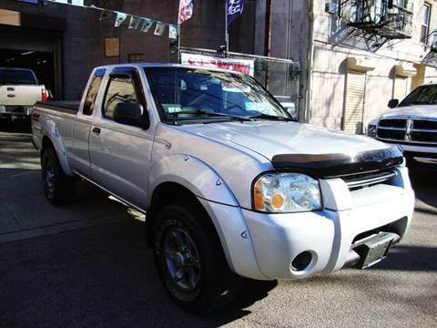 2004 Nissan Frontier for sale at Discount Auto Sales in Passaic NJ