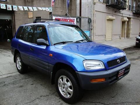 1997 Toyota RAV4 for sale at Discount Auto Sales in Passaic NJ
