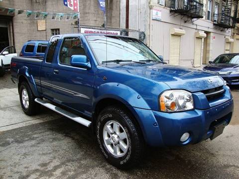 2003 Nissan Frontier for sale at Discount Auto Sales in Passaic NJ